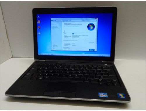 Dell Latitude E6220 core i5 2520M, Ram 4GB, HDD 320GB