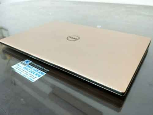 Dell XPS 13 9360 core i7 7500U Ram 16GB, SSD 256GB like new, cảm ứng  3K QHD (Gold)