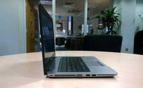 HP Elitebook 840 G1 core i5 4300U Ram 4GB SSD 128GB